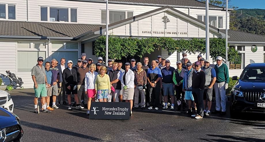 2019 MercedesTrophy Wellington competitors