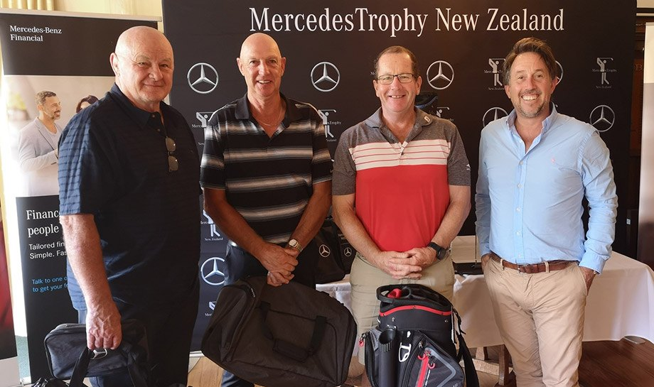 2019 MercedesTrophy Wellington winners