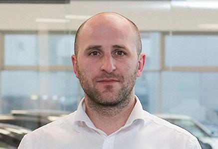 Michele Zanotto Mitsubishi & Mercedes-Benz Service Advisor