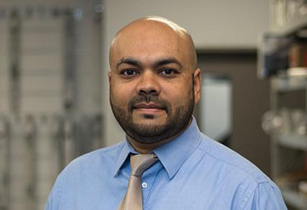 Akash Jagaroo Cambridge Parts Manager