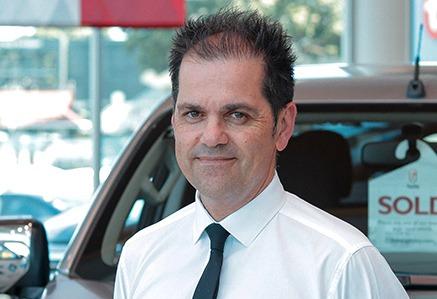 Lower Hutt Sales & Finance Gary Calcott