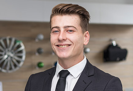 Mitchell McGregor used and SKODA sales