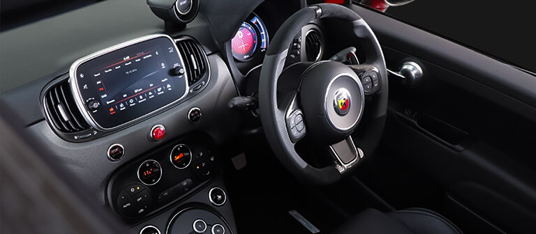 """Infotainment The 7"""" Touchscreen Display with both Apple CarPlay and Android Auto Smartphone Mirroring will allow you to have your favourite music at your fingertips."""