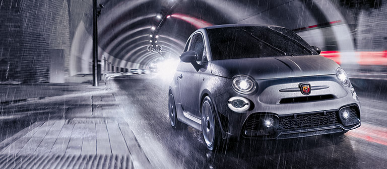 Guaranteed Performance The rear shock absorbers by Koni, with FSD (Frequency Selective Damping) optimise the driving experience and safety by improving road-hold, handling and stability and ensuring maximum safety in all conditions.