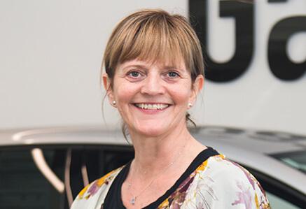Debbie Robbins Goodman service advisor for Gazley Kapiti